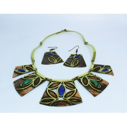 SET COLLAR + AROS...